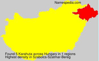 Karahuta