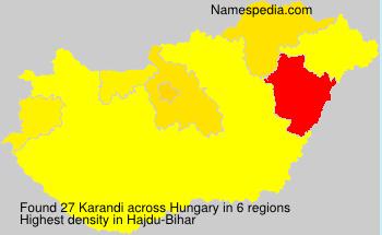 Karandi
