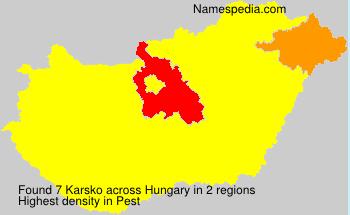 Karsko