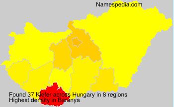Kiefer - Hungary