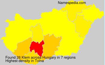 Klem - Hungary