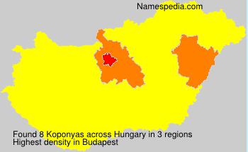 Koponyas