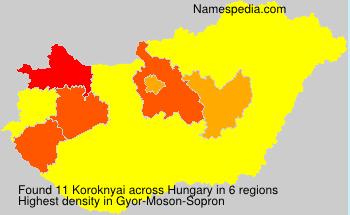 Koroknyai