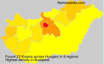 Korpos - Hungary