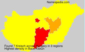 Kreisch - Hungary