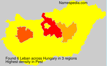 Leban - Hungary