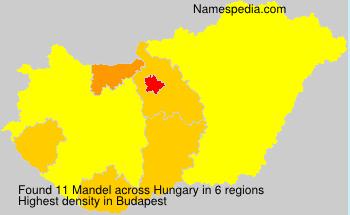 Mandel - Hungary