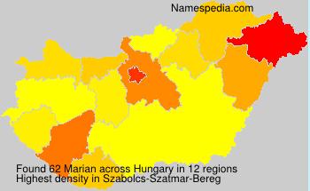 Marian - Hungary