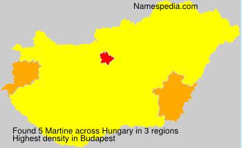 Martine - Hungary
