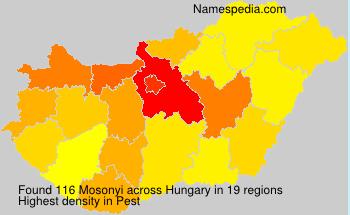Mosonyi - Hungary