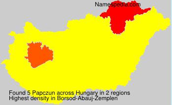Papczun - Hungary