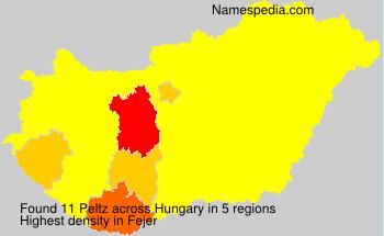 Peltz - Hungary