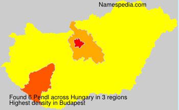 Pendl - Hungary
