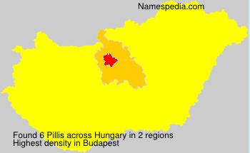 Pillis - Hungary