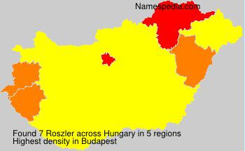 Roszler