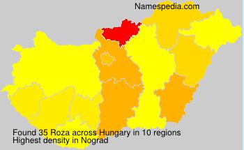 Roza - Hungary