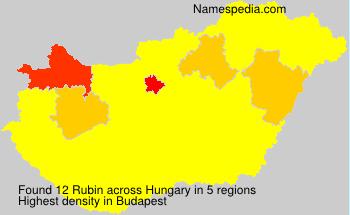 Rubin - Hungary