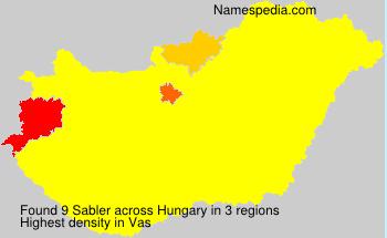 Sabler
