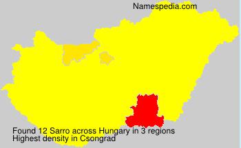 Sarro