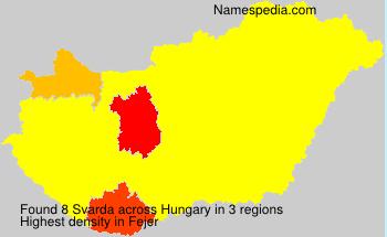 Svarda - Hungary
