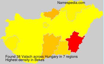 Valach - Hungary