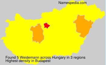 Weidemann - Hungary