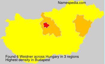 Weidner - Hungary