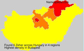 Zeher - Hungary