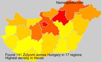 Zolyomi