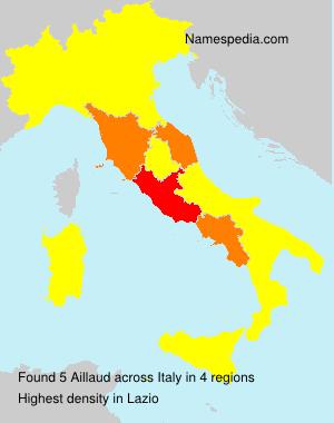 Aillaud - Italy