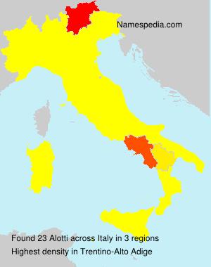 Alotti - Italy