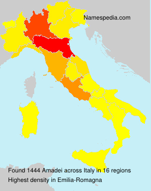 Amadei - Italy