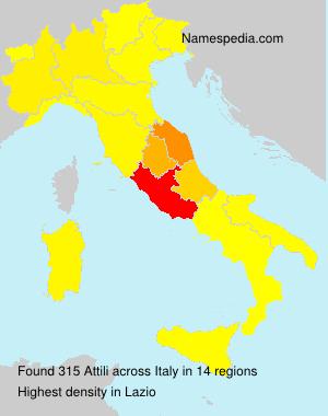 Attili - Italy