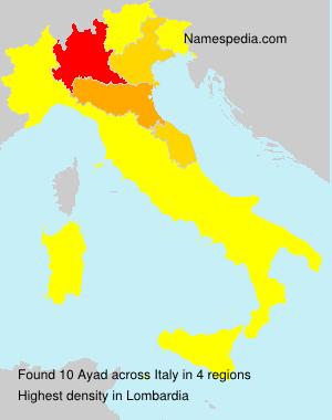 Ayad - Italy