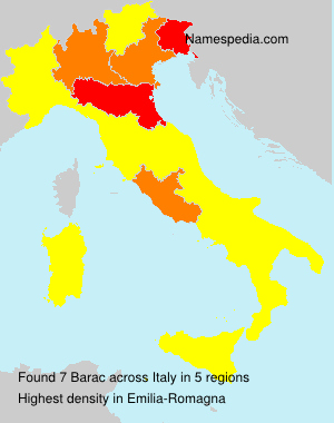Barac - Italy