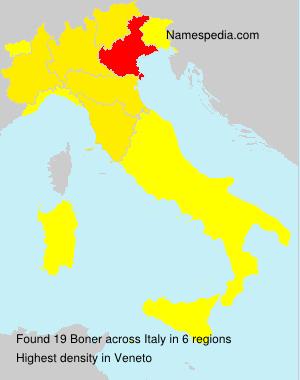 Boner - Italy
