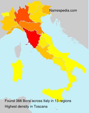 Borsi - Italy
