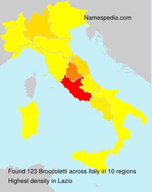 Broccoletti - Italy