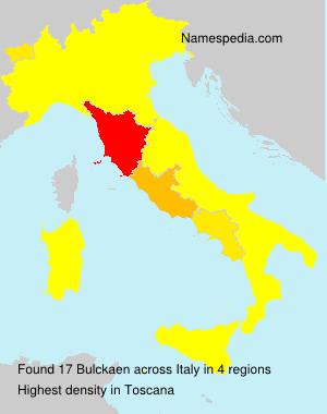 Bulckaen - Italy