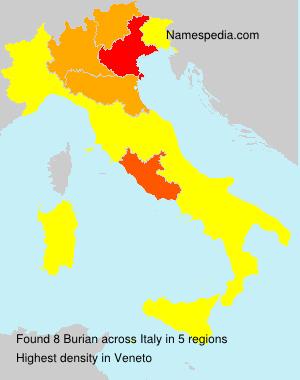 Burian - Italy