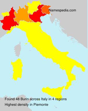 Burin - Italy