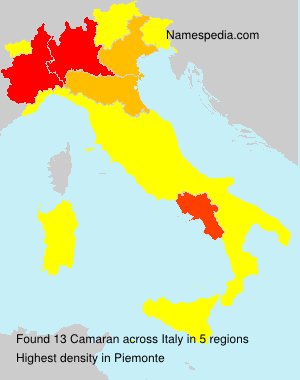 Camaran - Italy