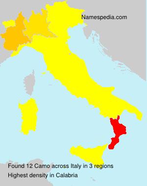 Camo - Italy