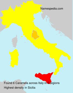 Caramela - Italy