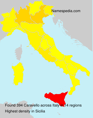 Caravello - Italy