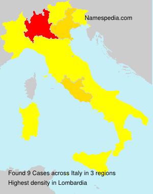 Cases - Italy