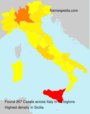 Cassia - Italy