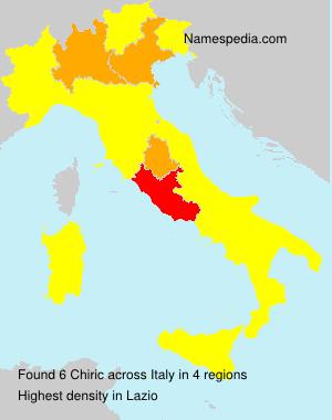 Chiric - Italy