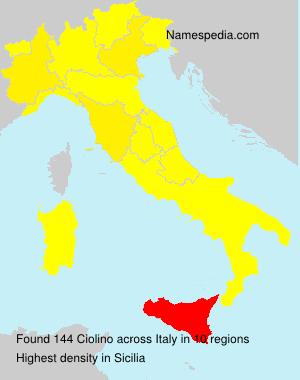 Ciolino