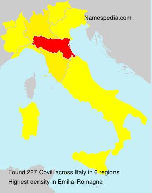 Covili - Italy